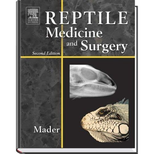 Cover of Reptile Medicine and Surgery, 2e
