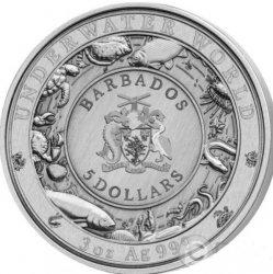 Барбадос 2019 5$-1