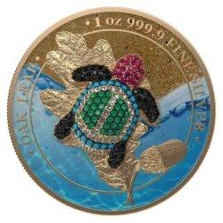 Германия 5 марок 2019-1