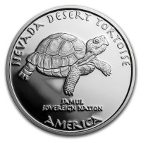 Индейская резервация США Хамул 2018 1$-1