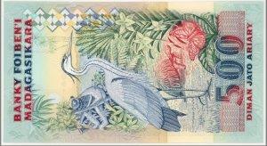 Мадагаскар 500 ариари-1