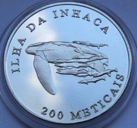 Мозамбик 200 метикалов 2017-1