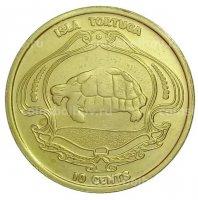 Тортуга остров (Гаити) 2019 10 центов-1