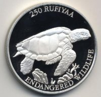maldivy-1994-250-rufij-endangered-wildlife